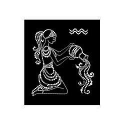 Знак зодиака Водолейка малая