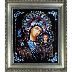 Икона Казанской Божьей Матери 2 средняя репродукция