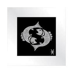 Картина из страз сваровски Знак зодиака Рыбы 2 средний
