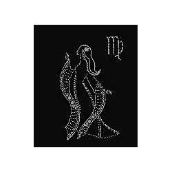 Картина из страз сваровски Знак зодиака Дева 2 большой