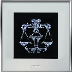 Знак зодиака Весы средний